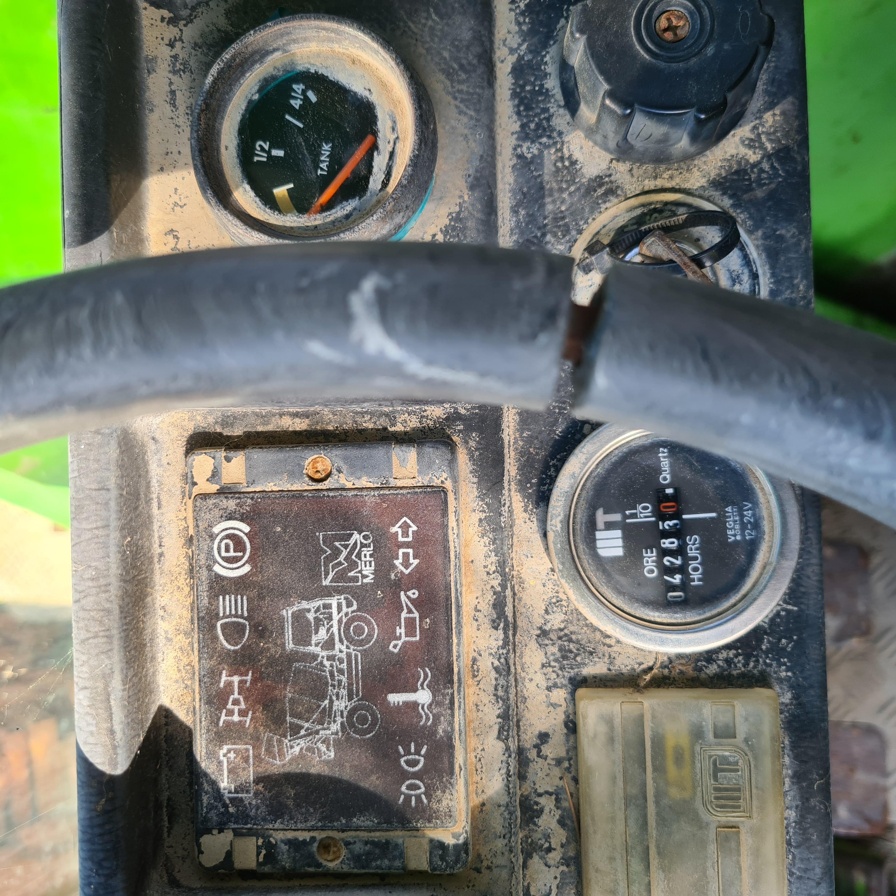 Merlo dumper betoniera dbm 2500 in vendita - foto 2